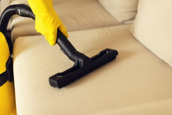 sofa steam cleaning