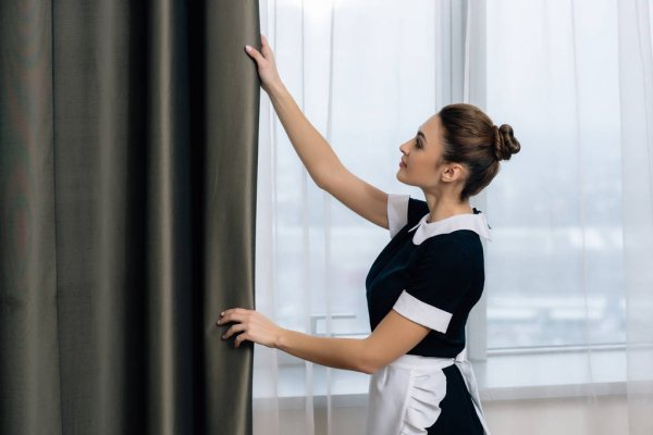curtain cleaning without washing